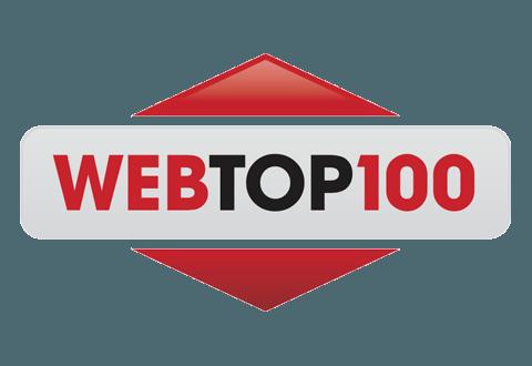 Vítěz soutěže WEBTOP100 | Netpromotion