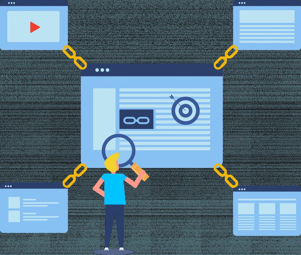 Linkbuilding - budování zpětných odkazů | Netpromotion